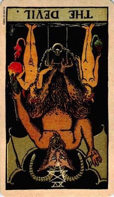 15 THE DEVIL Rebirth