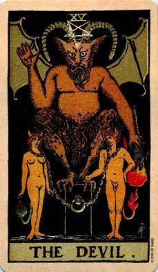 15 THE DEVIL