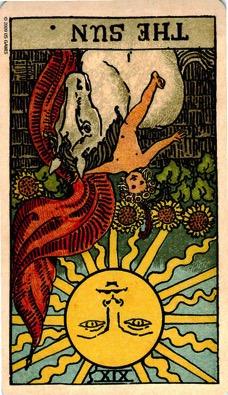 19 THE SUN Rebirth